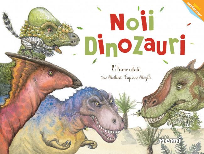 Noii dinozauri - O lume uitată 0