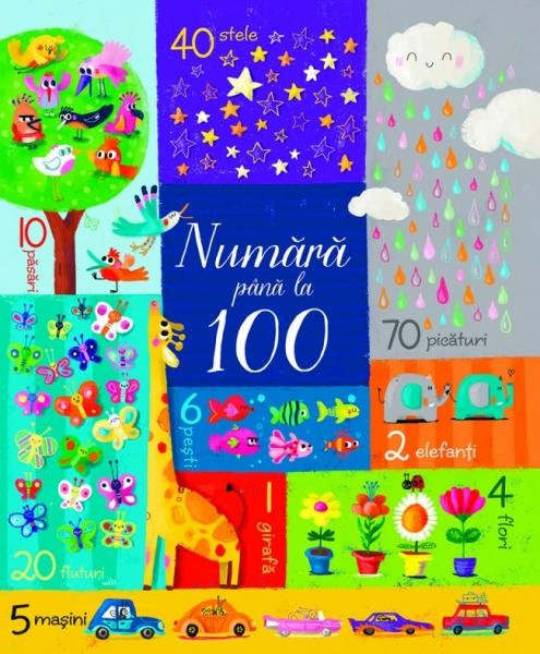 Numara pana la 100 0