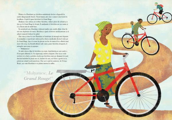 O bicicleta rosie 4