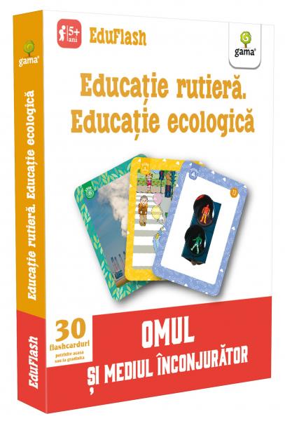 Educație rutieră. Educație ecologică 0