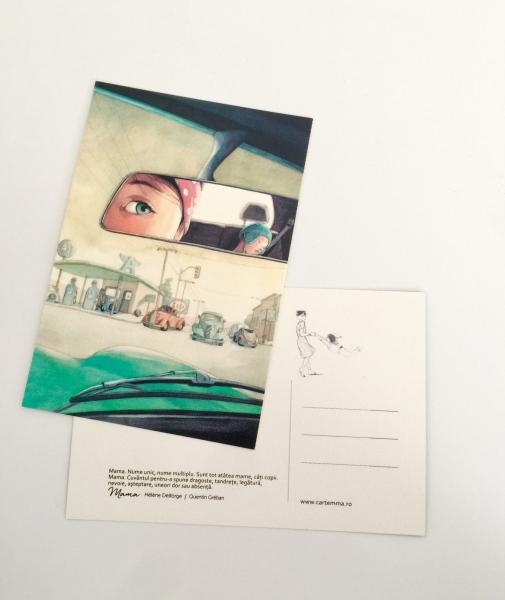 Postcard Mama P13 0