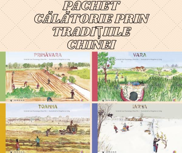 Pachet Călătorie prin tradițiile Chinei 0