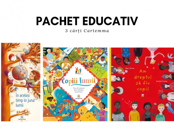 Pachet Educativ Cartemma 1
