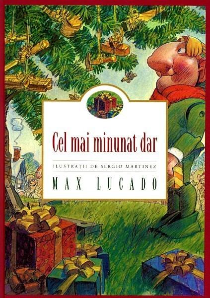 Pachet Max Lucado-6 carti seria Pancinello 3