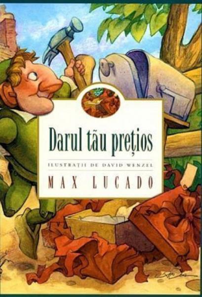 Pachet Max Lucado-6 carti seria Pancinello 4