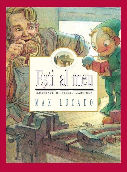 Pachet Max Lucado-6 carti seria Pancinello 2