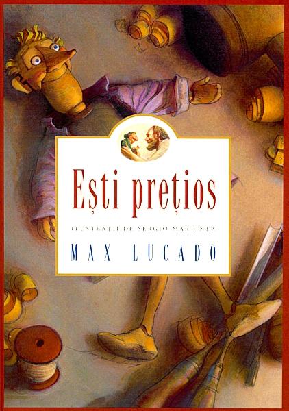 Pachet Max Lucado-6 carti seria Pancinello 1