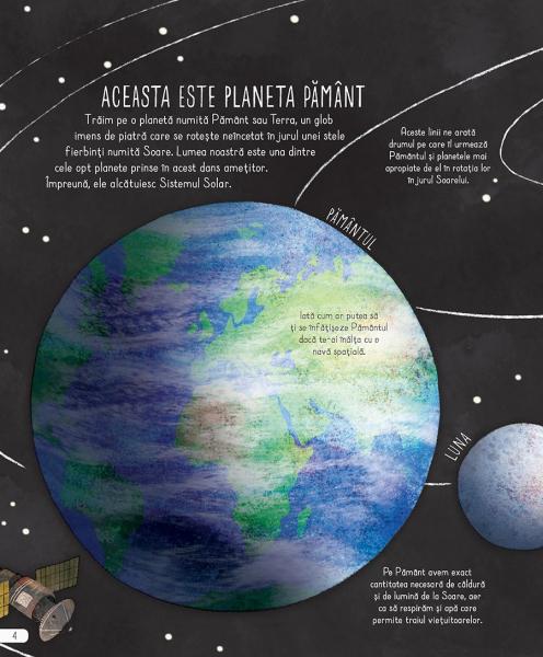 Planeta Pamant (Usborne) 4