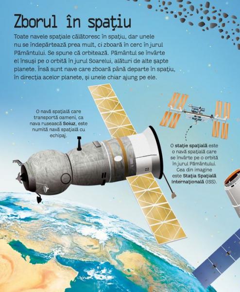 Marea carte a rachetelor si navelor spatiale (Usborne) 2