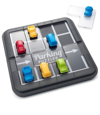 PARKING PUZZLER-Smart Games 1