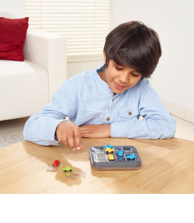 PARKING PUZZLER-Smart Games 2