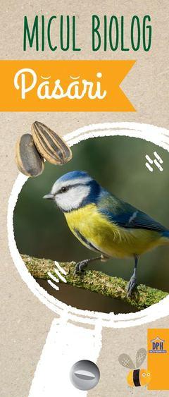Micul biolog - Păsări (jetoane) 0