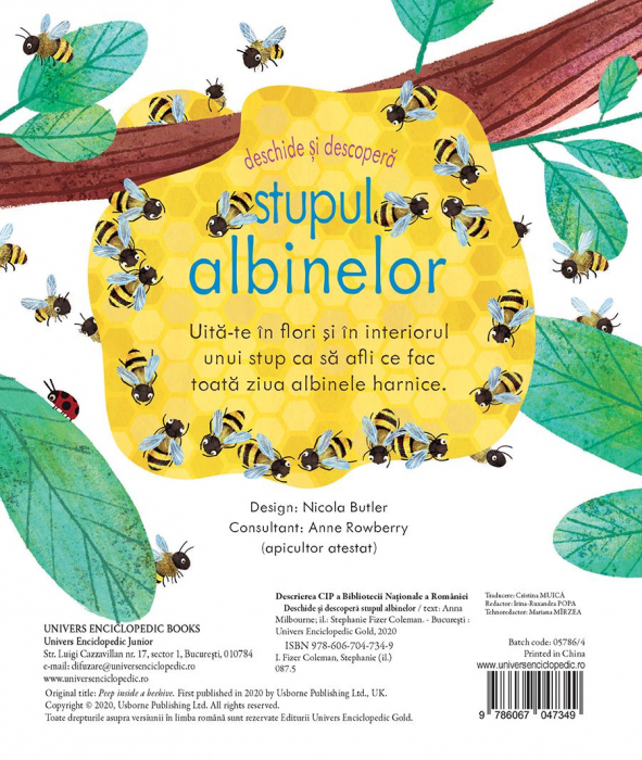 Stupul albinelor (Usborne) [5]