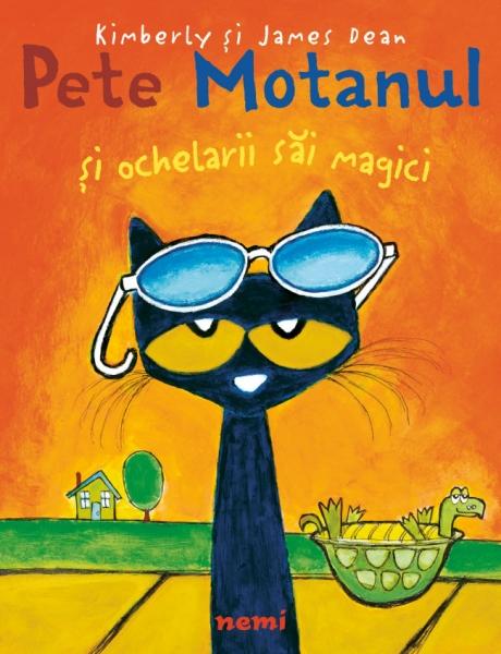 Pete Motanul și ochelarii săi magici 0