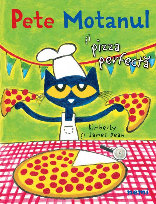 Pete Motanul și pizza perfectă [0]