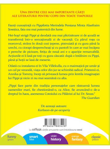 Pippi Șosețica 1