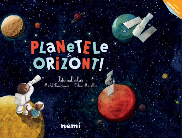 Planetele la orizont 0