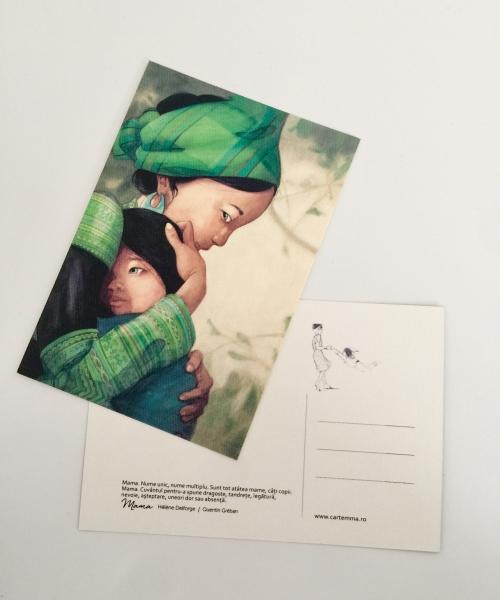 Postcard Mama P1 0