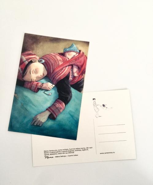 Postcard Mama P5 0