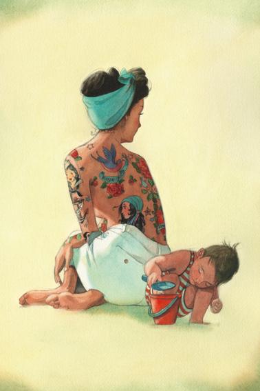 Postcard Mama P8 1