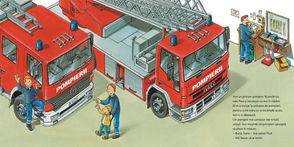 Prietenul meu, pompierul 1
