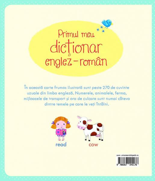 Primul meu dictionar englez-roman 3