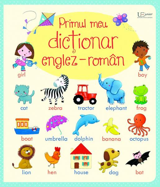 Primul meu dictionar englez-roman 0