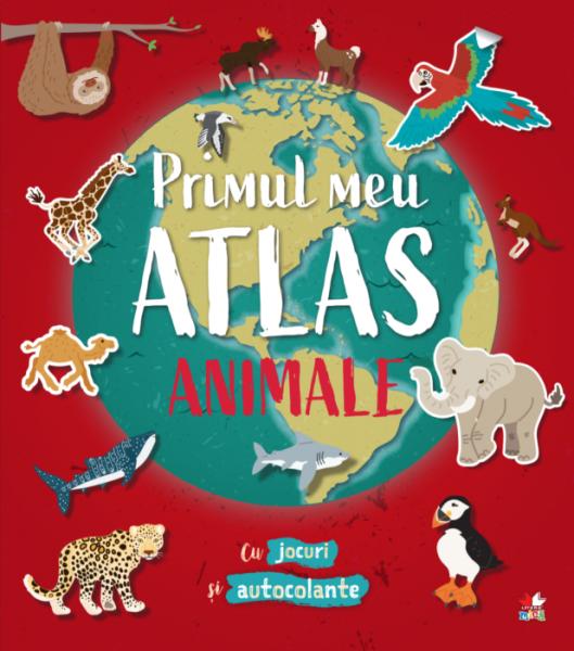 Primul meu atlas. Animale 0