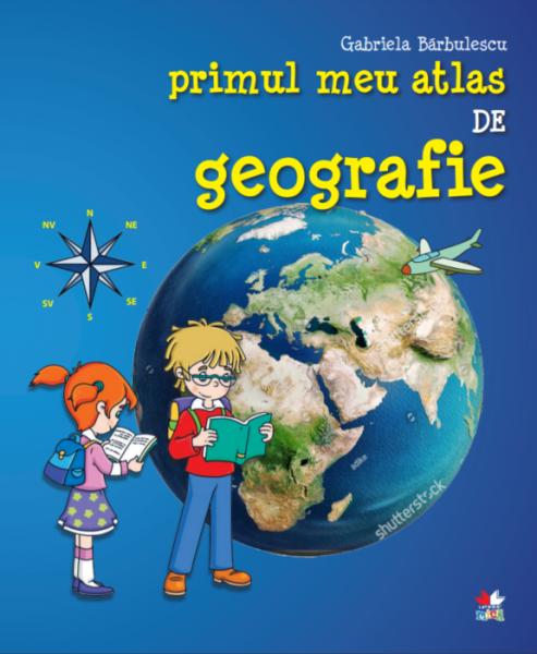 Primul meu atlas de geografie 0