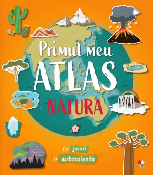Primul meu atlas. Natura 0