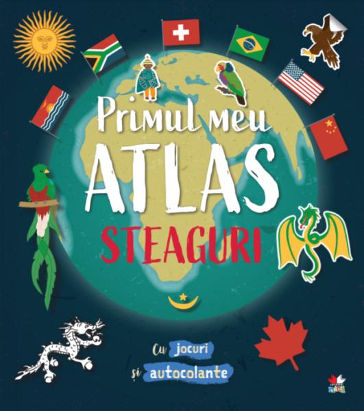 Primul meu atlas. Steaguri [0]