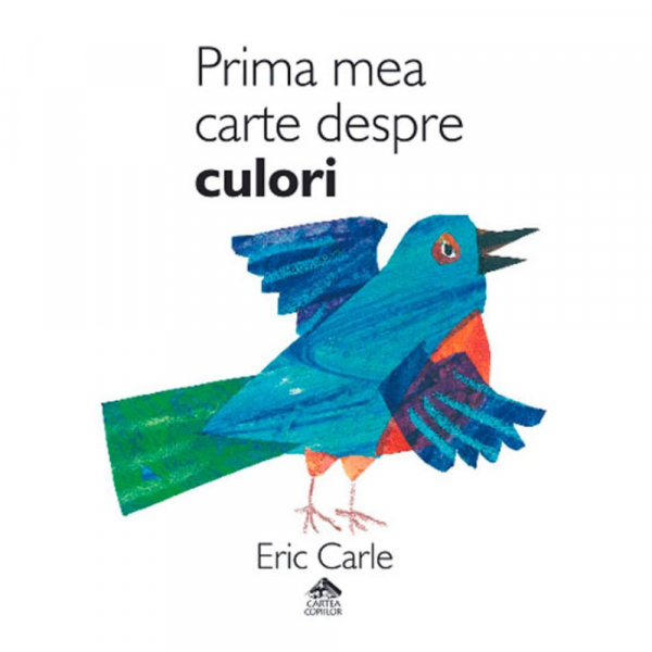 Prima mea carte despre culori 0