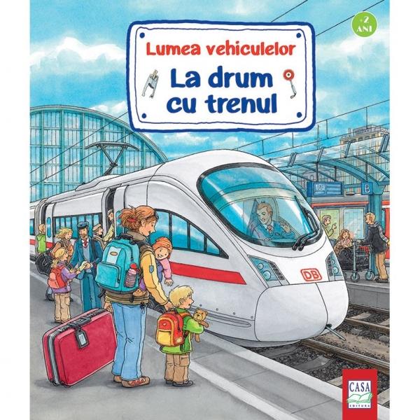 Lumea vehiculelor: La drum cu trenul 0