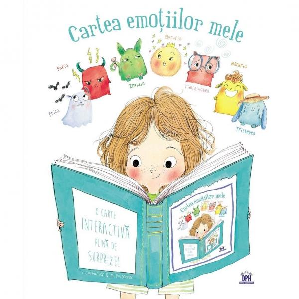 Cartea emoțiilor mele 0