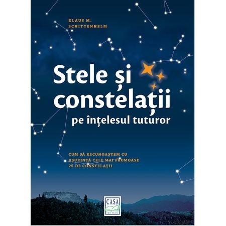 Stele şi constelaţii pe înţelesul tuturor 0
