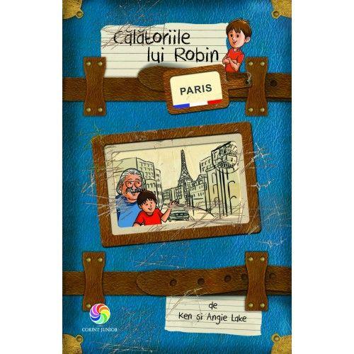 Călătoriile lui Robin - Paris 0