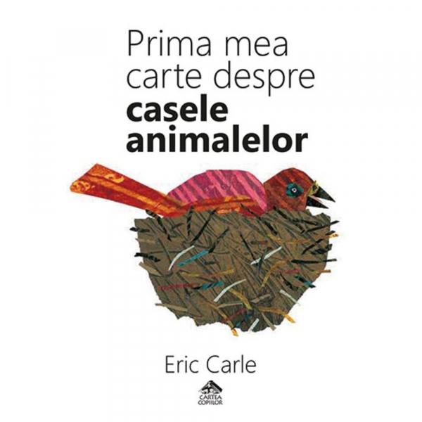 Prima mea carte despre casele animalelor 0