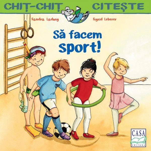 Să facem sport! 0