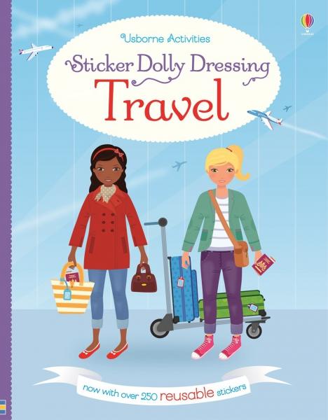 Sticker Dolly Dressing - Travel 0