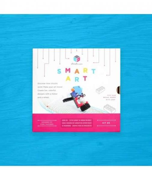 Circuit Cubes - Kit Artă Inteligentă 0