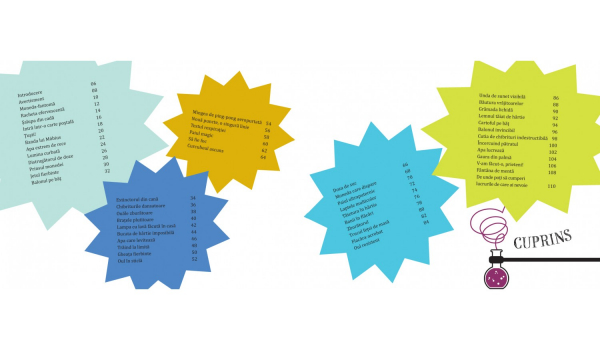 Stiinta distractiva-50 de activități fantastice pentru copiii de toate vârstele 2