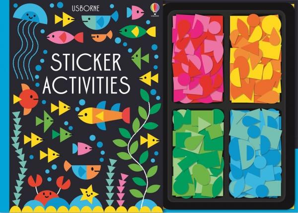 Sticker Activities 0