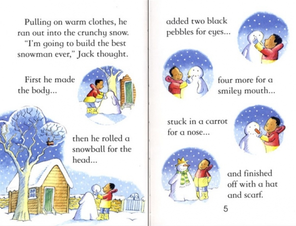Stories of snowmen 1