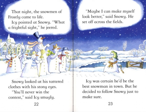 Stories of snowmen 2