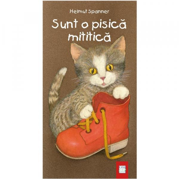 Sunt o pisică mititică 0