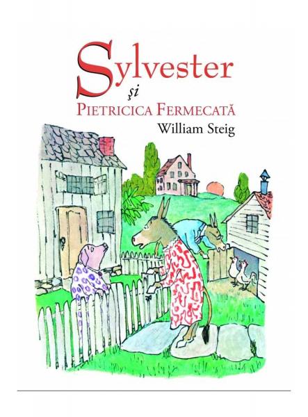 Sylvester și pietricica fermecata 0