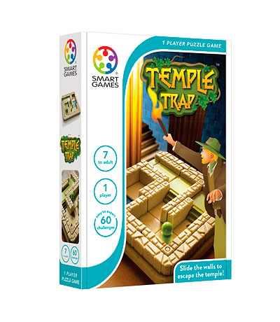 Temple trap - Smart Games [0]