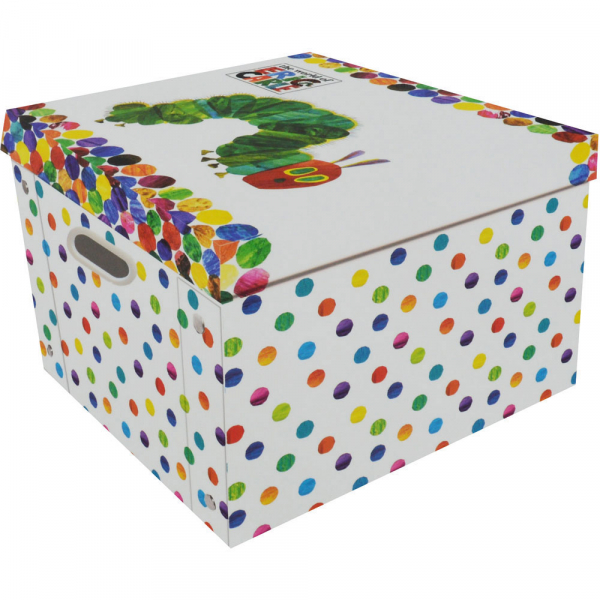 The Hungry Caterpillar Collapsible Storage Box 0