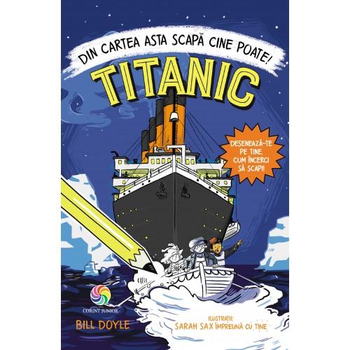 TITANIC: Din cartea asta scapă cine poate! 0