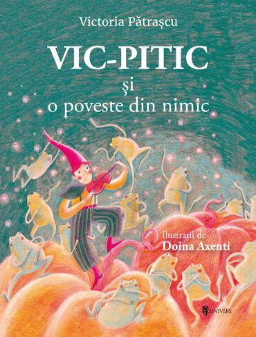 Vic-Pitic și o poveste din nimic [0]